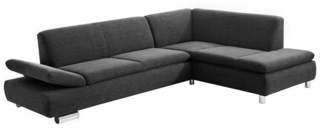 Wohnlandschaft Polstergarnitur Textilsofa Ecksofa Eckcouch Wohnzimmer Couch