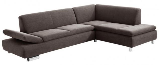 Wohnlandschaft Polstergarnitur Textilsofa Ecksofa Eckcouch Wohnzimmer Couch - Vorschau 2