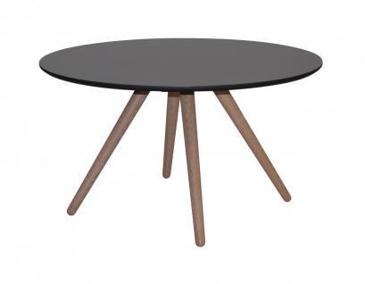 Beistelltisch schwarz rund online kaufen bei yatego Beistelltisch skandinavisches design