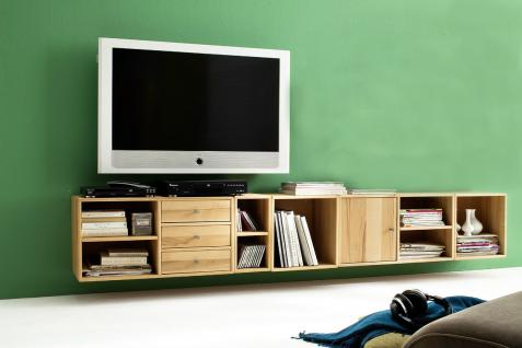 Lowboard TV-Board Mediencenter Anrichte Kernbuche massiv geölt individuell