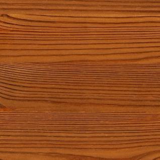 Vitrine Glastür Wohnzimmerschrank Esszimmerschrank Vitrinenschrank Kiefer massiv - Vorschau 4