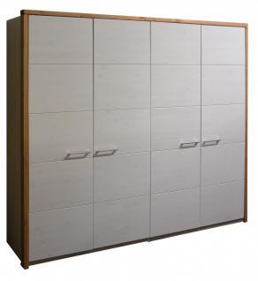 kiefer schrank gebeizt online bestellen bei yatego. Black Bedroom Furniture Sets. Home Design Ideas