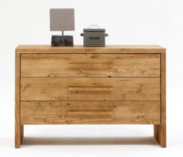 kommode w schekommode schubladenkommode kiefer fichte massiv gewachst ge ltert kaufen bei saku. Black Bedroom Furniture Sets. Home Design Ideas