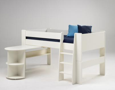 kinderbett mit schreibtisch g nstig online kaufen yatego. Black Bedroom Furniture Sets. Home Design Ideas