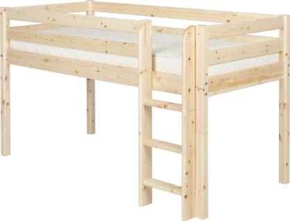 halbhohes bett g nstig sicher kaufen bei yatego. Black Bedroom Furniture Sets. Home Design Ideas