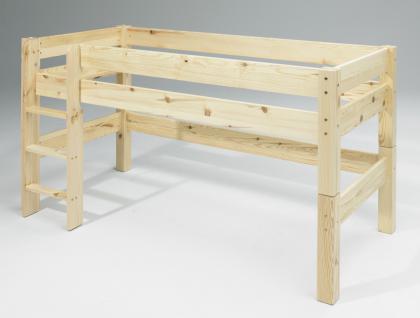 stockbett wei g nstig sicher kaufen bei yatego. Black Bedroom Furniture Sets. Home Design Ideas
