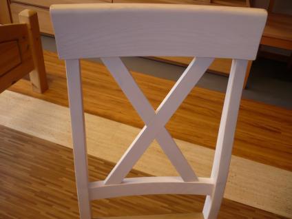 Stuhlset Holzstuhl Küchenstuhl Esszimmer Kiefer massiv - Vorschau 4