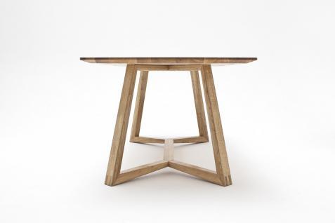 Tisch Esstisch Konferenztisch Esszimmertisch Asteiche massiv geölt Eiche - Vorschau 2