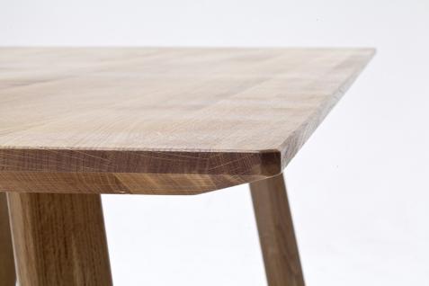 Tisch Esstisch Konferenztisch Esszimmertisch Asteiche massiv geölt Eiche - Vorschau 5