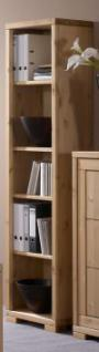 Regal Büroregal Bücherregal Vitrine Schrank Büroeinrichtung Kiefer massiv