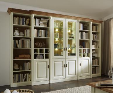 wohnwand kiefer weiss online bestellen bei yatego. Black Bedroom Furniture Sets. Home Design Ideas