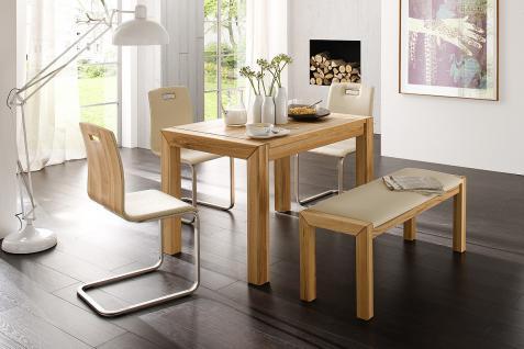 Esstisch Tisch Esszimmertisch Küchentisch Kernbuche massiv geölt - Vorschau 2