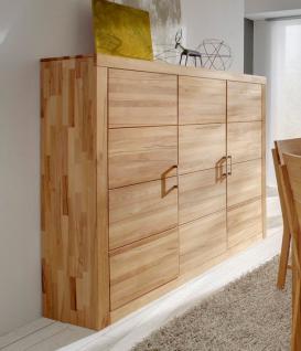 highboard anrichte sideboard kernbuche massiv kaufen bei saku system vertriebs gmbh. Black Bedroom Furniture Sets. Home Design Ideas