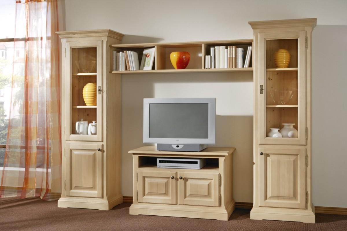 wohnwand wohnzimmerwand wohnzimmer tv vitrine wandregal. Black Bedroom Furniture Sets. Home Design Ideas