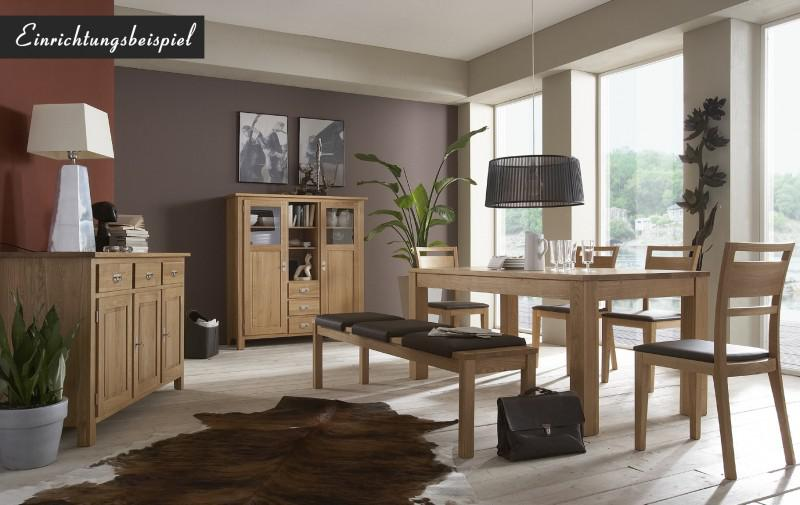 sideboard kommode anrichte wohnzimmer esszimmer eiche. Black Bedroom Furniture Sets. Home Design Ideas