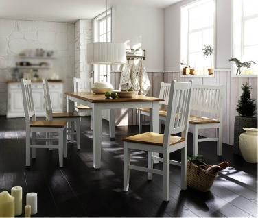 esstisch mit bank massiv g nstig kaufen bei yatego. Black Bedroom Furniture Sets. Home Design Ideas