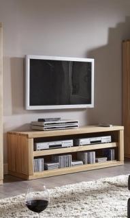 TV-Board TV-Anrichte TV-Konsole TV-Möbel Lowboard Kernbuche massiv geölt - Vorschau 1