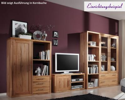 tv schrank kernbuche online bestellen bei yatego. Black Bedroom Furniture Sets. Home Design Ideas