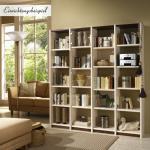 Regal Bücherregal Anbauregal individuell planbar Kiefer massiv geölt