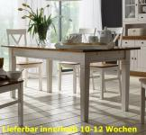 Esstisch Esszimmertisch Tisch 160x90 cm Landhausstil Kiefer massiv