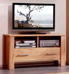 TV Möbel Lowboard Mediaboard Möbel Wohnzimmer Kernbuche massiv