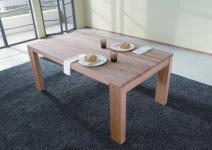 Tisch Esstisch Tisch-System Klappeinlage Tischverlängerung Kernbuche massiv