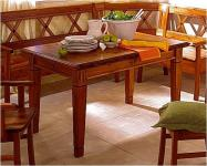 Esstisch Esszimmertisch Holztisch Esszimmer Tisch 135x90 cm Kiefer massiv