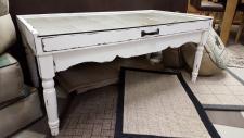 Couchtisch Beistelltisch Sofatisch Wohnzimmertisch Schublade Altholz Vintage