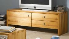 Lowboard TV-Board TV Anrichte Konsole Kernbuche massiv geölt