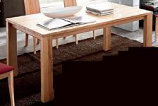 Esstisch Tisch Esszimmertisch Gestellauszug Esszimmer Kernbuche geölt