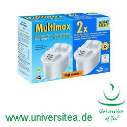 10x2 Multimax Filterpatronen von Aqua Select Plus