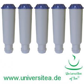 5 schraubbare Filterpatronen passend für Tefal® Quick and Hot außer für BR303 & BR304