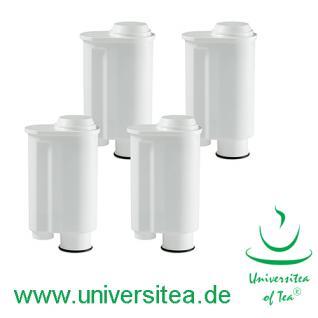 4 Stück UDPS-Wasserfilterkartuschen für Saeco/Philips(Intenza)