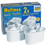 10x2 Multimax Filterpatronen von Aqua Select Plus