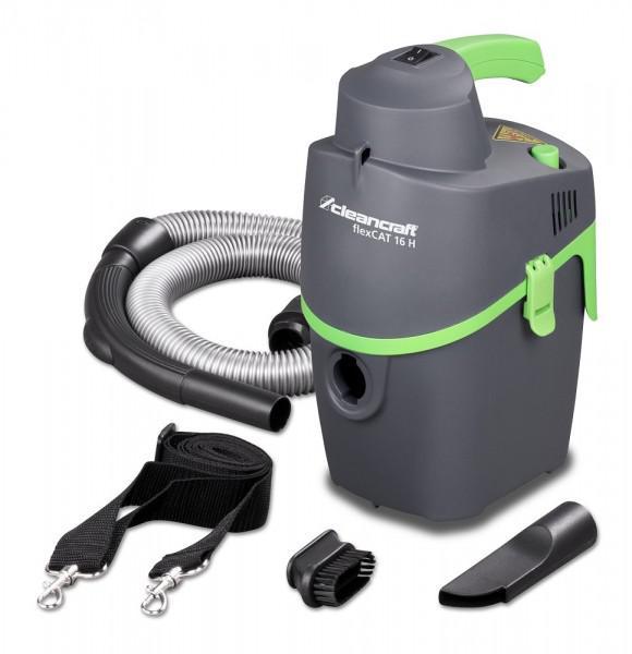 Cleancraft tragbarer Staubsauger flexcat 16H