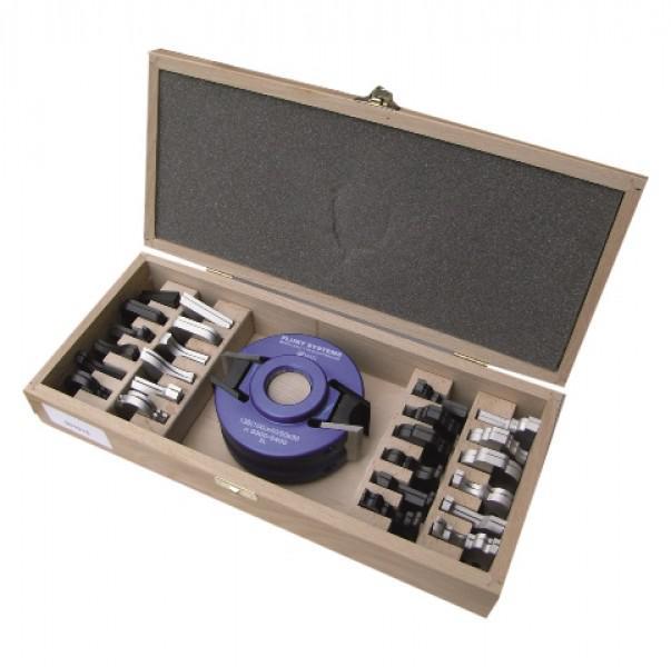 Universal-MK-Set 100x40/50x30 i Holzetui