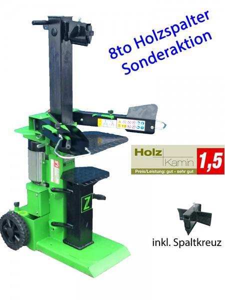 Zipper Holzspalter ZI-HS8PT
