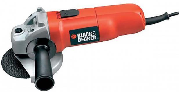 Black + Decker Winkelschleifer CD115 - Vorschau