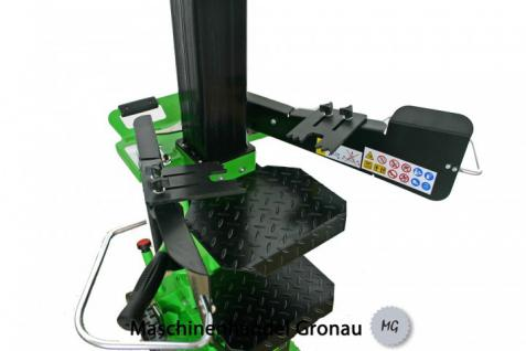 Zipper Holzspalter HS12T + Wippkreissäge WP700T - Vorschau 3