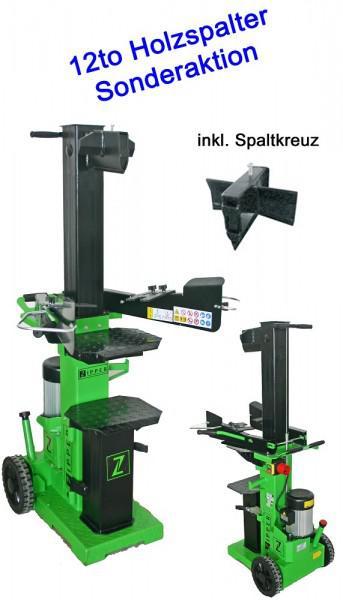 ZIPPER Holzspalter ZI-HS12T