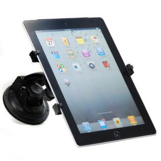 Universal KFZ Halterung mit Saugknopf für Handy Smartphone Tablet iPad Pad NEU!