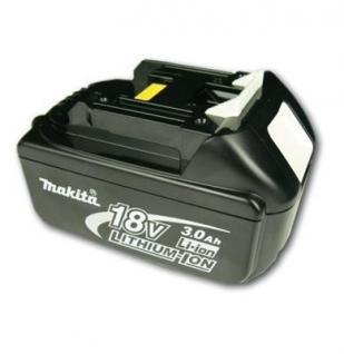 1370 - Original Makita Werkzeugakku für Makita 18V 3000mAh