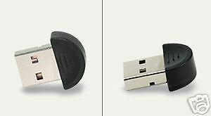MINI USB BLUETOOTH DONGLE ADAPTER V2.0 f. Handy PDA XDA