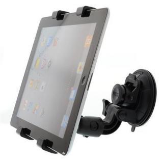 Universal KFZ Tablet Halterung m. Saugknopf für Windschutzscheibe Halter Scheibe