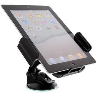 Universal Tablet KFZ Halterung für Apple iPad, Galaxy Tab, HP Touchpad, Acer NEU