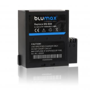 Akku Accu Battery für Rollei DS-SD50/S51 org. BLUMAX Ersatzakku Batterie NEU!!