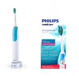 Philips HX 3120/00 Sonicare PowerUp 1Series Schallzahnbürste - Einfach und Sanft