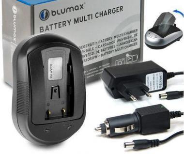 Akku Ladegerät VW-VBK180 VBK-180 für Panasonic Original BLUMAX