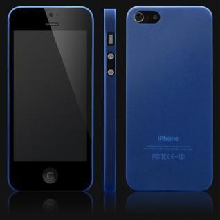 Für Apple iPhone 5 SE, 5C, 5S TPU Case/Cover/Bumper/Hülle/Schale/Farbe wählbar