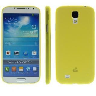 Für Samsung S4/i9500 TPU Case/Cover/Bumper/Hülle/Farbe wählbar